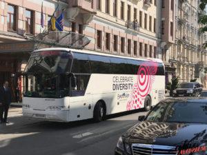 Автомагия принимала участие в Евровидении-2017
